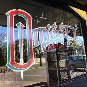Odyssey Tattoo